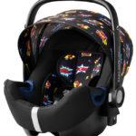 Детское автокресло Britax Roemer Baby-Safe² i-Size Comic Fun
